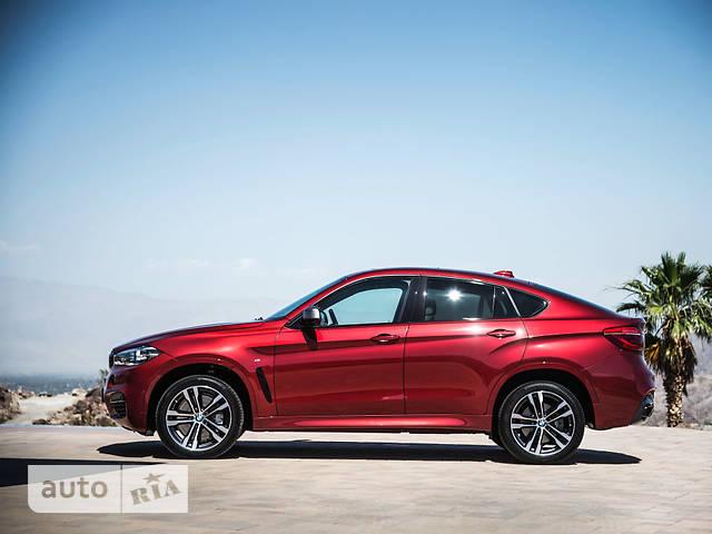 BMW X6 F16 35i AT (306 л.с.) xDrive base