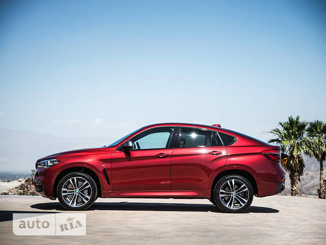 BMW X6 F16 40d AT (313 л.с.) xDrive base