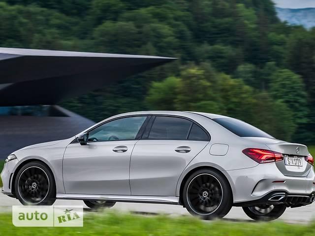 Mercedes-Benz A-Class 180d AT (116 л.с.)