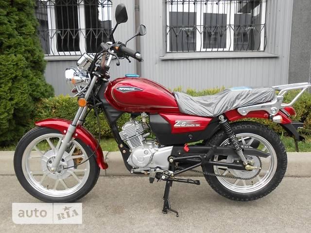 Jianshe JS 125-6C Z6 EEC