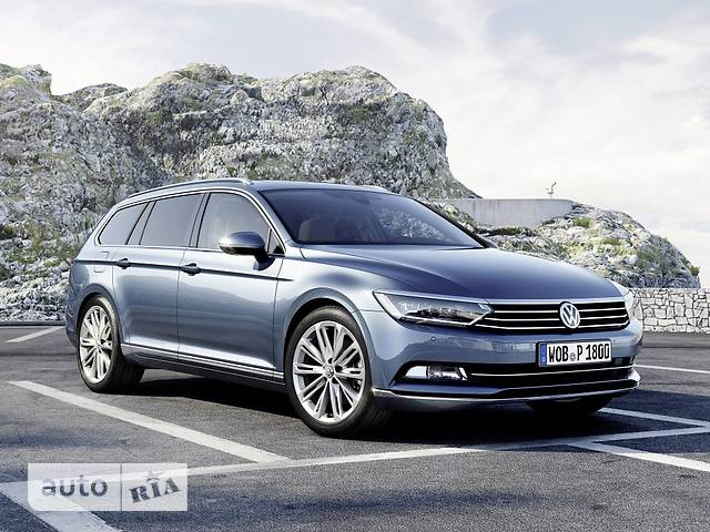 Volkswagen Passat В8 2.0D DSG (150 л.с.) Elegance Life