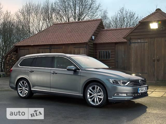 Volkswagen Passat В8 1.8 TSI DSG (180 л.с.) Executive Life