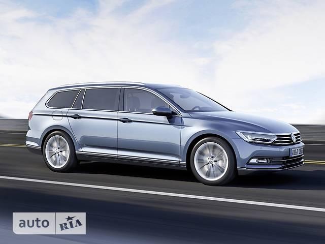 Volkswagen Passat В8 1.8 TSI DSG (180 л.с.) Premium R-Line