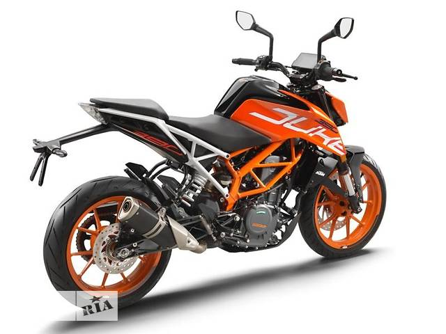 KTM Duke 390 ABS base
