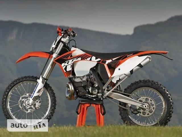 KTM Enduro 250 EXC Six Days TPI