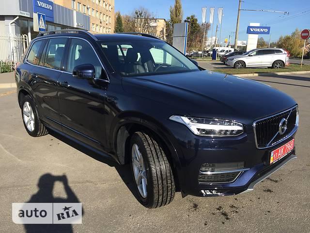 Volvo XC90 D5 2.0 8AT (235 л.с.) AWD Momentum B