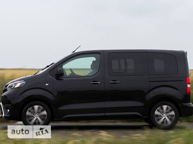 Toyota Proace Verso 2.0 D-4D 6AT (177 л.с.) L1 Shuttle