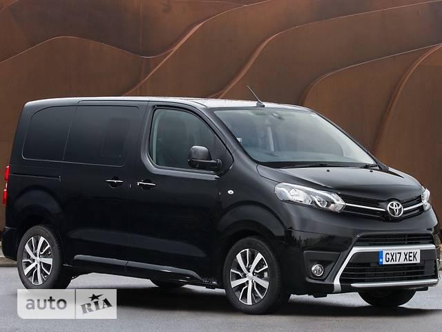 Toyota Proace Verso 2.0 D-4D 6AT (177 л.с.) L1 Premium