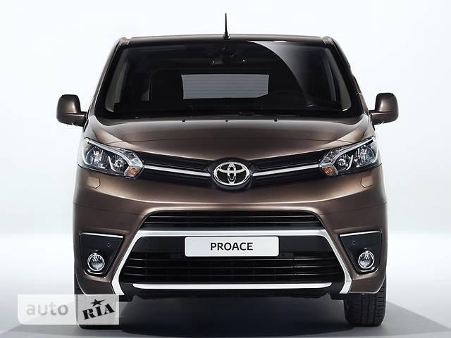 Toyota Proace Verso 2.0 D-4D 6MT (150 л.с.) L2 Shuttle