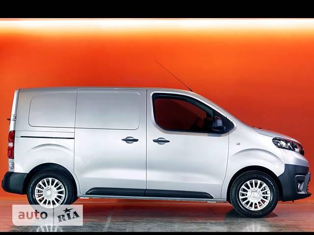 Toyota Proace 2.0 D-4D 6MT (150 л.с.) L1 Business