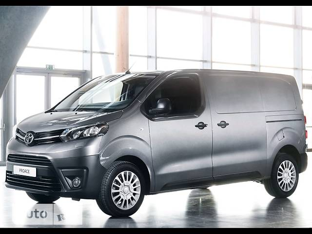 Toyota Proace 2.0 D-4D 6MT (150 л.с.) L2 Business