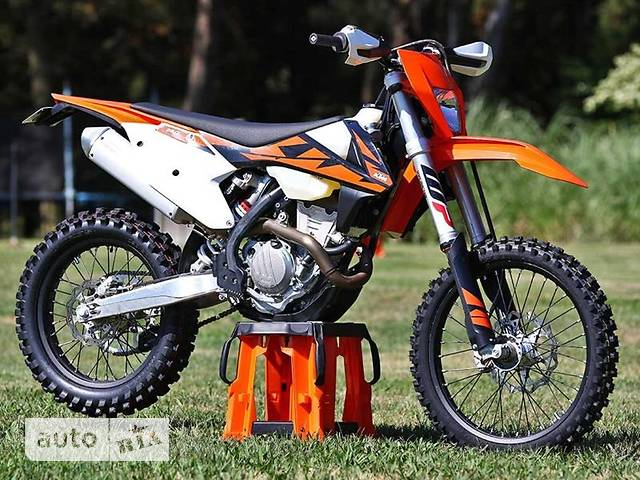 KTM Enduro 350 EXC-F Six Days
