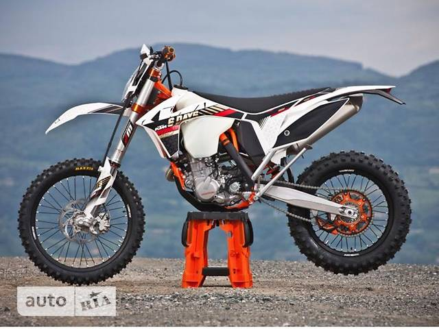 KTM Enduro 250 EXC-F base