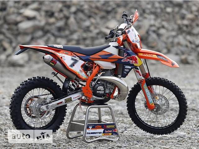 KTM Enduro 300 EXC Six Days TPI
