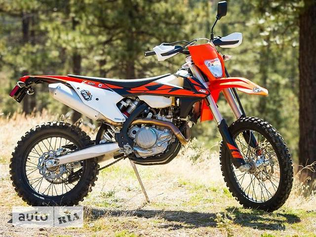 KTM Enduro 500 EXC Six Days