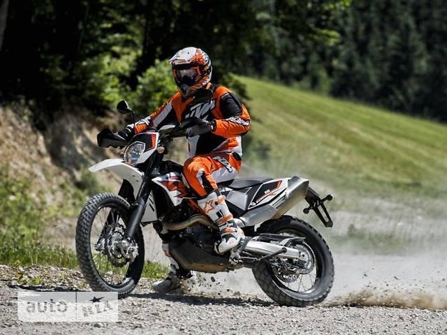 KTM Enduro  690 R