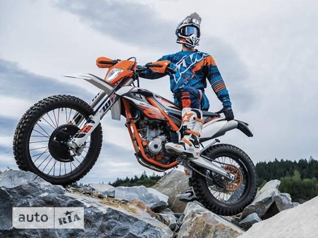 KTM Freeride 250 F base