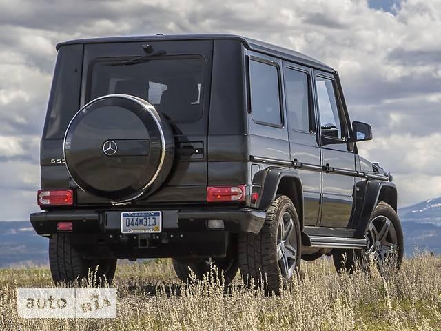 Mercedes-Benz G-Class G 500 AT (422 л.с.)