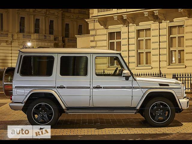 Mercedes-Benz G-Class G 350d AT (245 л.с.)