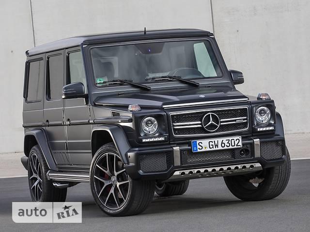 Mercedes-Benz G-Class Mercedes-AMG G 63 AT (571 л.с.)