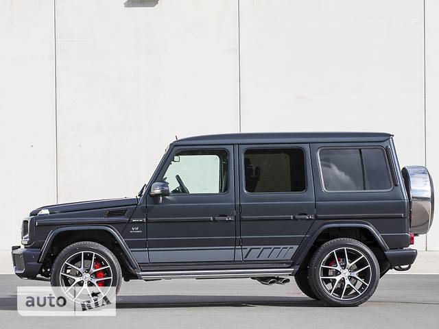 Mercedes-Benz G-Class Mercedes-AMG G 63 AT (571 л.с.) AMG Edition 463