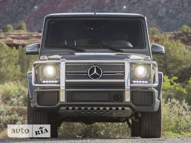 Mercedes-Benz G-Class Mercedes-AMG G 65 AT (630 л.с.)
