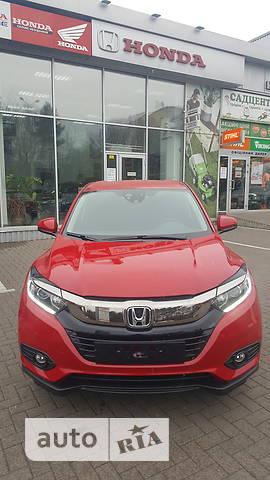 Honda HR-V 1.5l CVT (130 л.с.) Elegance