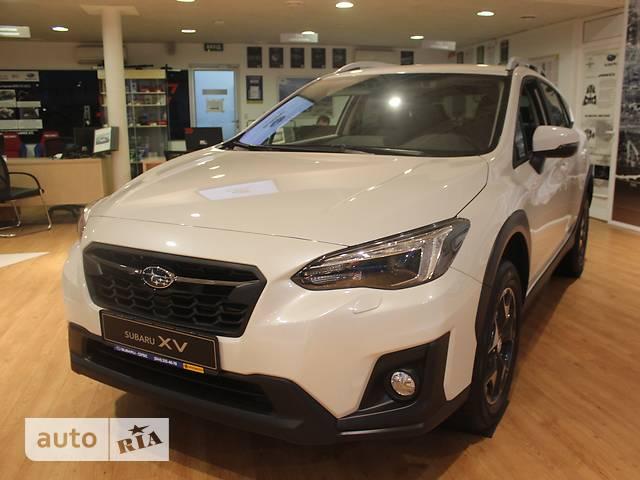 Subaru XV 2.0i-S CVT (156 л.с.) TF