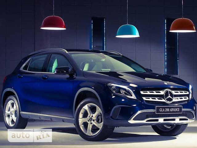 Mercedes-Benz GLA-Class GLA 200 AT (156 л.с.)