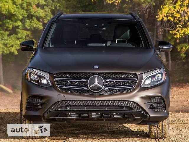 Mercedes-Benz GLC-Class GLC 300 (245 л.с.) 4Matic