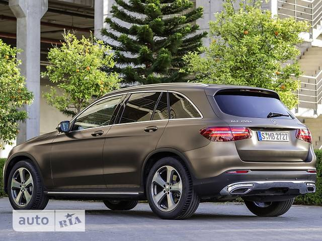 Mercedes-Benz GLC-Class GLC 250 AT (211 л.с.) 4Matic