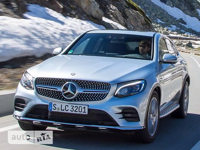 Mercedes-Benz GLC-Class GLC Coupe 300 AT (245 л.с.) 4Matic