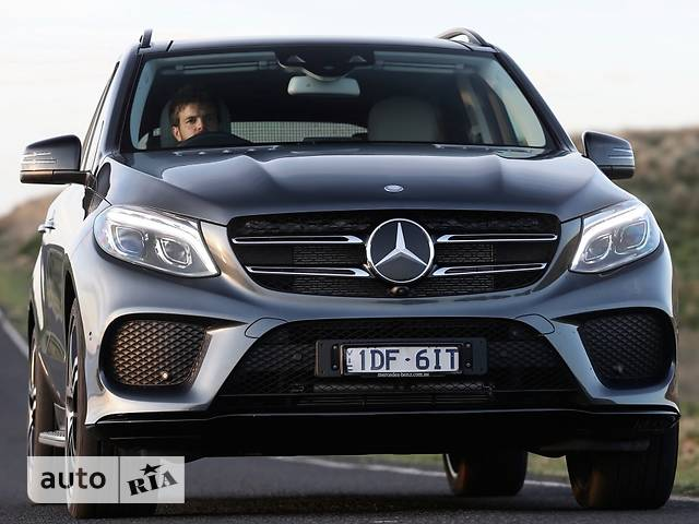 Mercedes-Benz GLE-Class GLE SUV 500 AT (455 л.с.) 4Matic