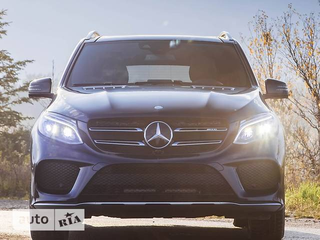 Mercedes-Benz GLE-Class Mercedes-AMG GLE 43 AT (390 л.с.) 4Matic