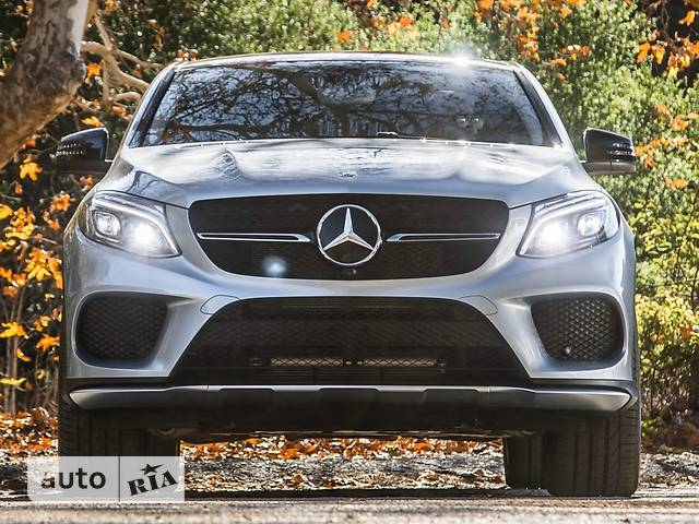 Mercedes-Benz GLE-Class GLE Coupe 43 AMG AT (367 л.с.) 4Matic
