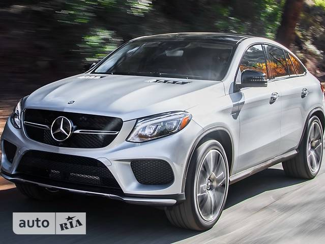 Mercedes-Benz GLE-Class GLE Coupe 43 AMG AT (390 л.с.) 4Matic
