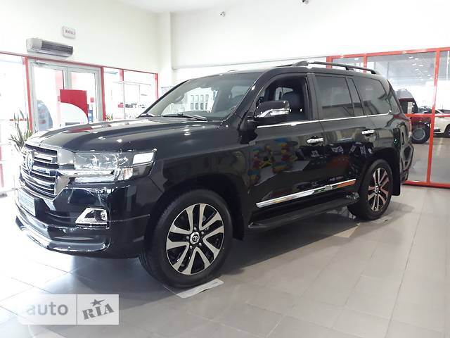 Toyota Land Cruiser 200 4.5D AT (249 л.с.) Special Edition
