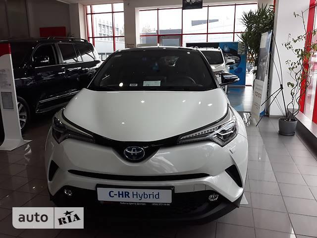 Toyota C-HR 1.8 AT (122 л.с.) Hybrid Style