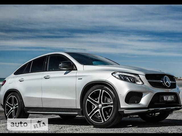 Mercedes-Benz GLE-Class GLE Coupe 400 AT (333 л.с.) 4Matic