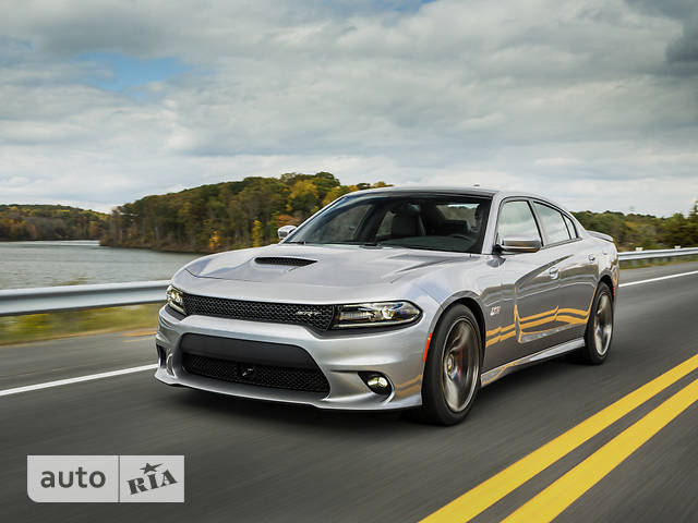 Dodge Charger 6.2 АТ  SRT Hellcat Supercharged