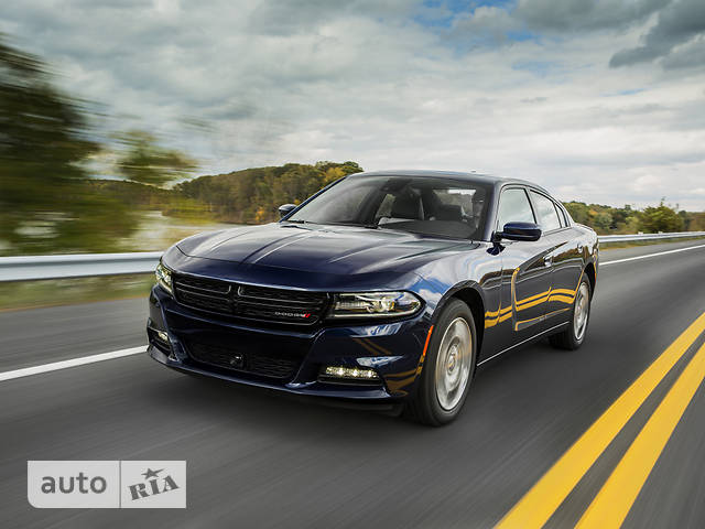 Dodge Charger 3.6 AT SE