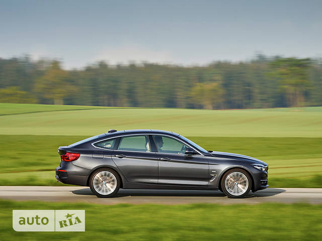BMW 3 Series GT F34 340i AT (326 л.с.) xDrive base