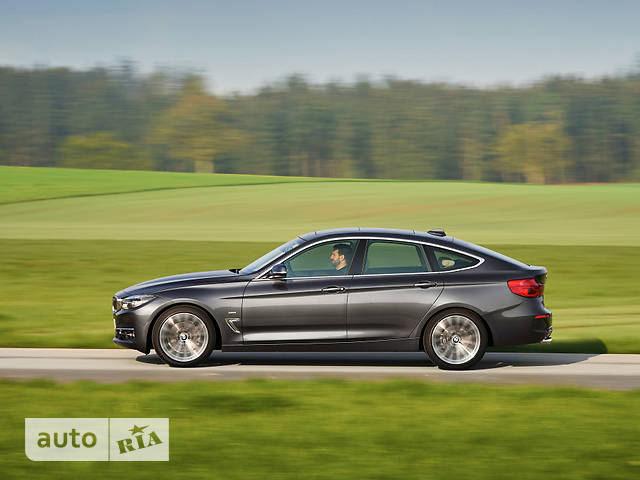 BMW 3 Series GT F34 330i AT (252 л.с.) xDrive base