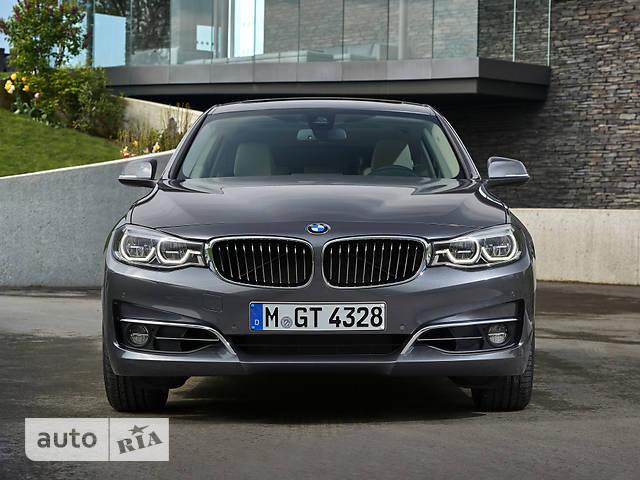 BMW 3 Series GT F34 320і MT (184 л.с.) base