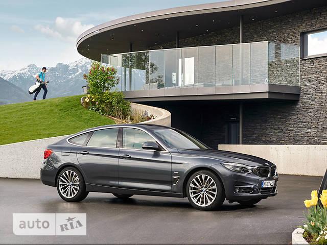 BMW 3 Series GT F34 320і MT (184 л.с.) xDrive base