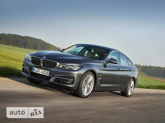 BMW 3 Series GT F34 340i AT (326 л.с.) base