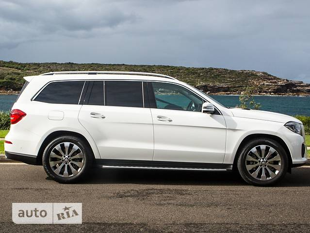 Mercedes-Benz GLS-Class GLS 350d AT (258 л.с.) 4Matic