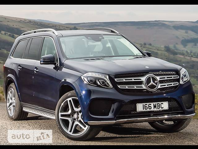 Mercedes-Benz GLS-Class GLS 350d AT (255 л.с.) 4Matic AMG