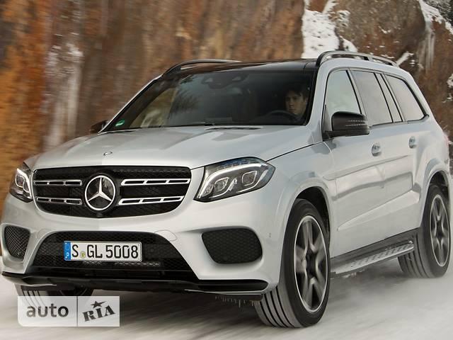 Mercedes-Benz GLS-Class GLS 500 AT (455 л.с.) 4Matic