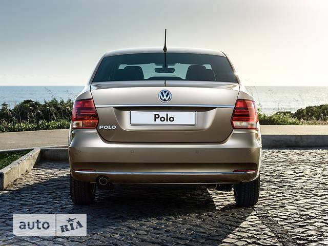 Volkswagen Polo New 1.4 TSI AT (125 л.с.) Comfortline